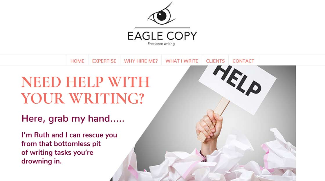 Eagle Copy - Copywriter for children and families